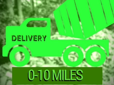 0-10 Mile Delivery