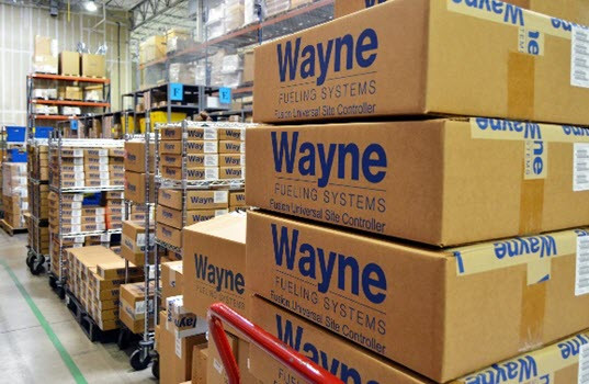 Wayne Fueling System Plays Big Part in Hurricane Harvey Relief