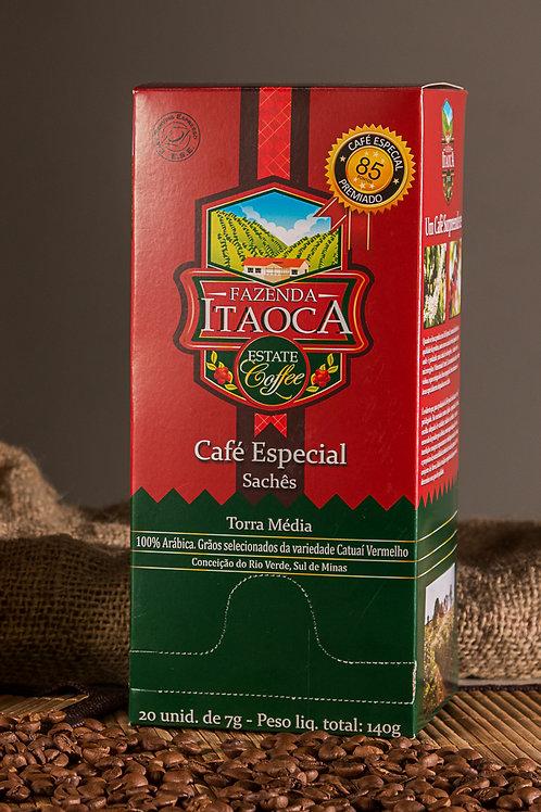 Café Itaoca em sachês (ESE)