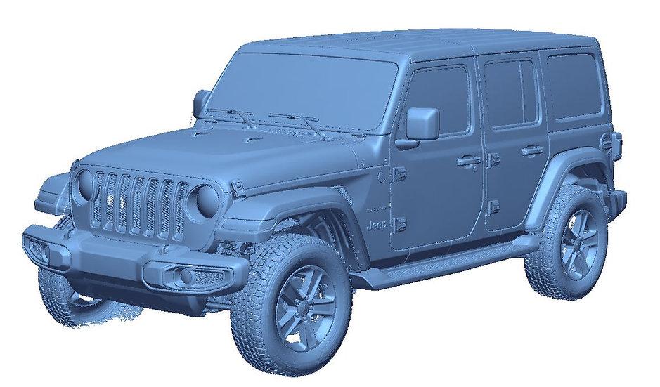 2020 Jeep Wrangler JL 4Door