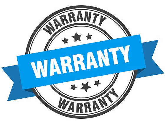 Warranty for Peel 2 and 2-S Systems