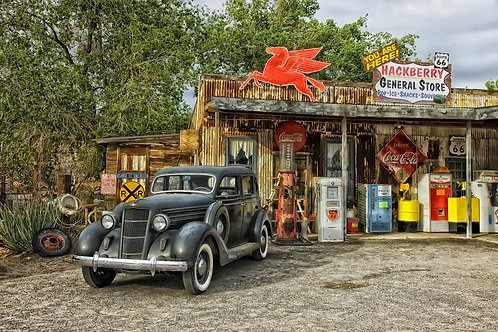 Route 66 Store