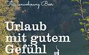 fairienwohnungbeer, beer Karin Marketing, werbung bregenzerwald