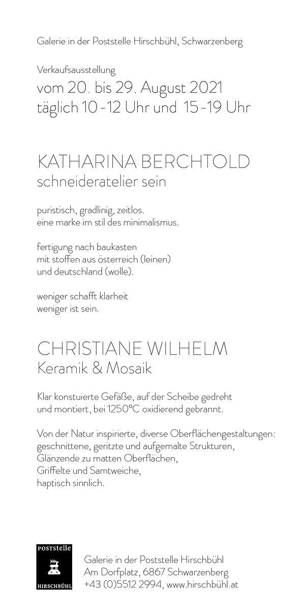 christiane wilhelm
