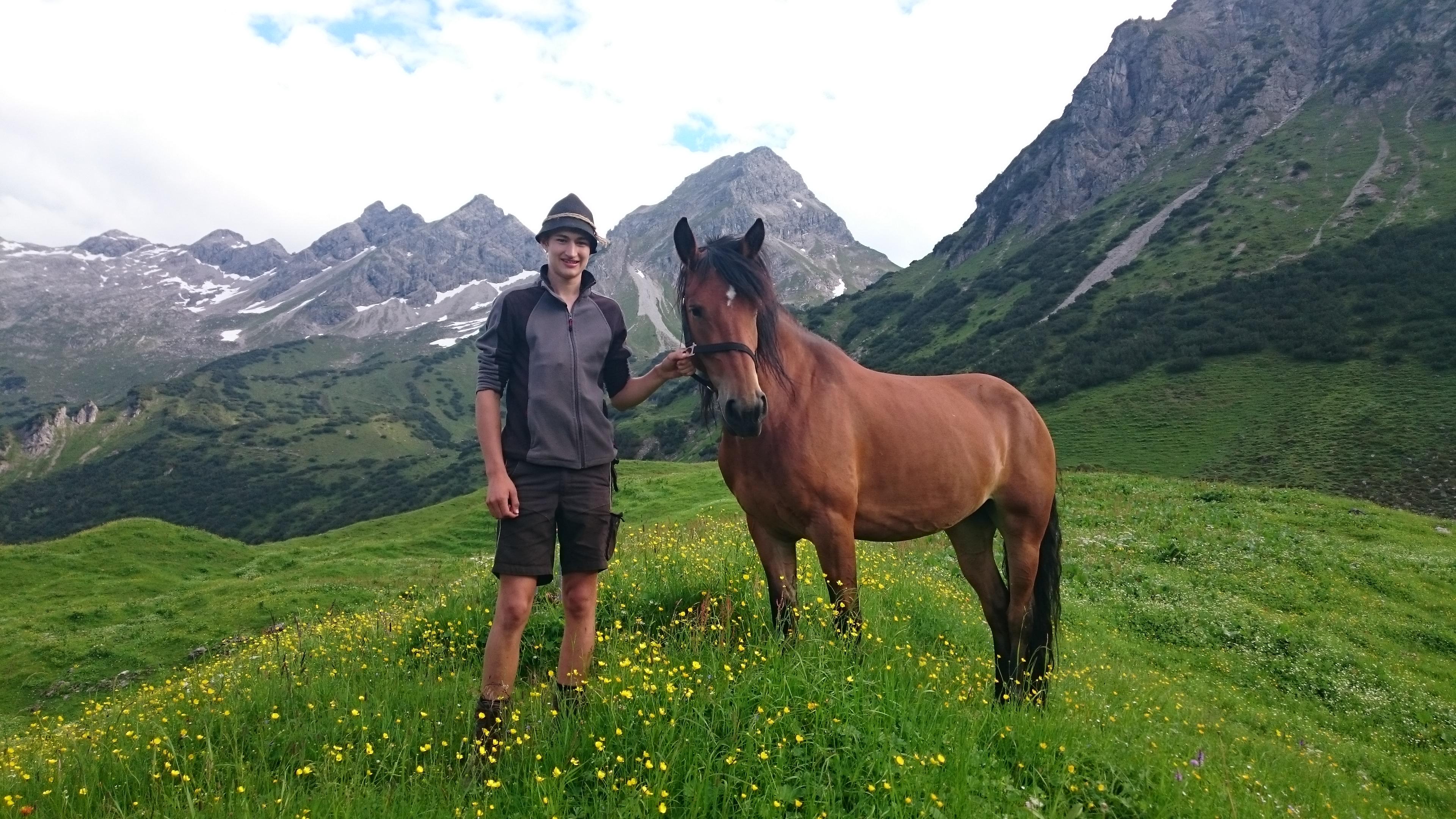 Martin-und-Pferd