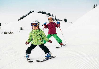 Skifahren Niedere (c) Benjamin Schlachter - Bregenzerwald Tourismus