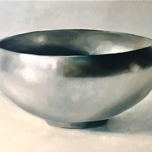 Silver bowl III
