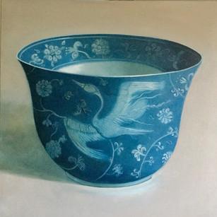 Chinese bowl bird
