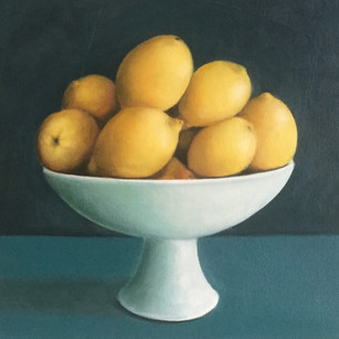Bowl with Lemons