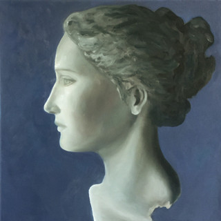 Girl in clay