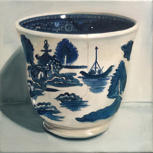 Chinese cup boat