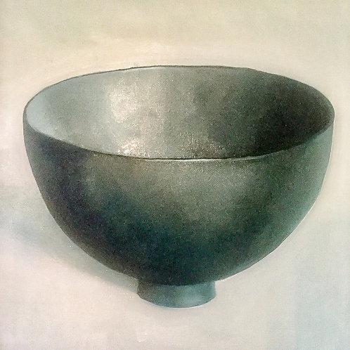 Cast-Iron Bowl