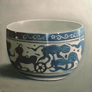 Chinese bowl Chariot