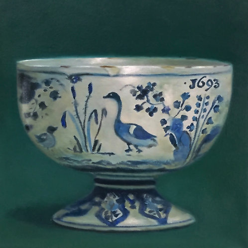 17th Duck Goblet