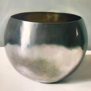 Silver bowl I