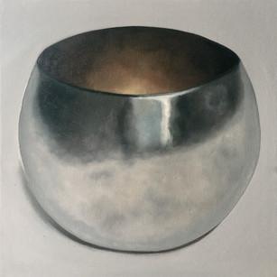 Silver bowl IV