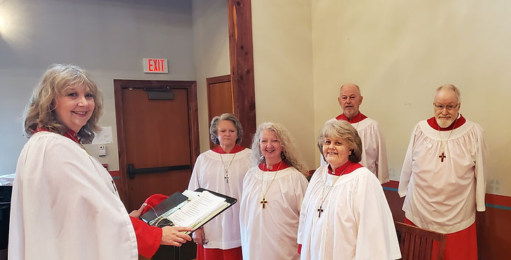 Choir Banner 2021