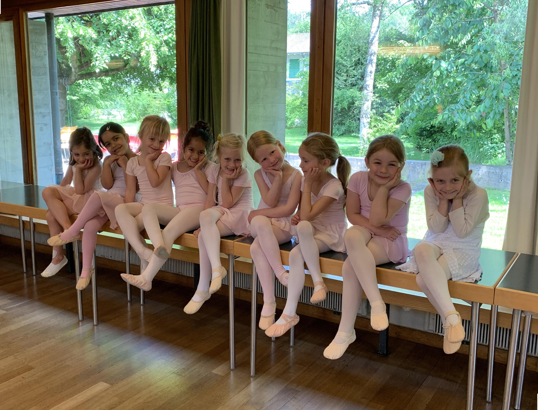 Pre Ballett 1 (Mo)