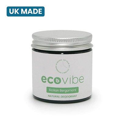 Natural Deodorant Balm - 60g