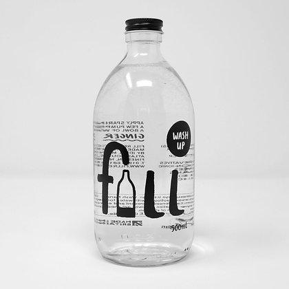 Wash Up Bottle - FILL Branded (500ml)