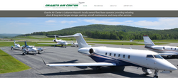 Granite Air Center Website