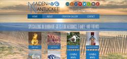 Maiden Nantucket Website