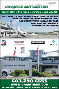 Granite Air Center Playbill Ad