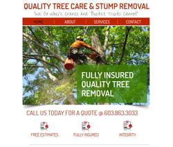 Quality Tree Website