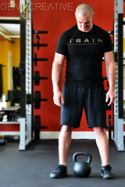 F3 Jared Walker - Trainer