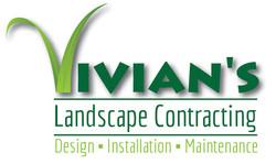 Vivian's Landscaping Logo