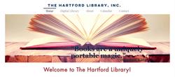 Hartford Library Website