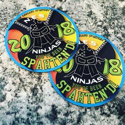 Custom Spartan Magnets