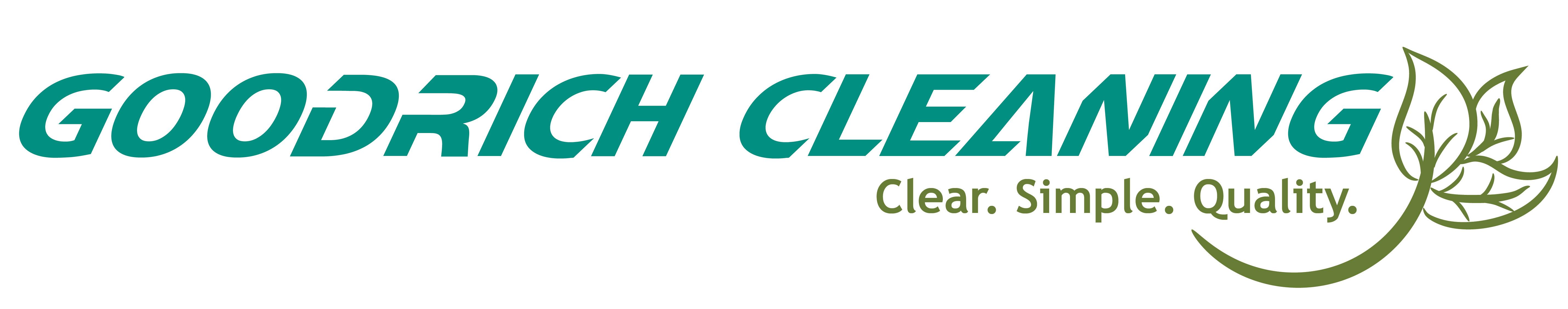 Goodrich Cleaning Logo