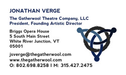 The Gatherwool Business Card
