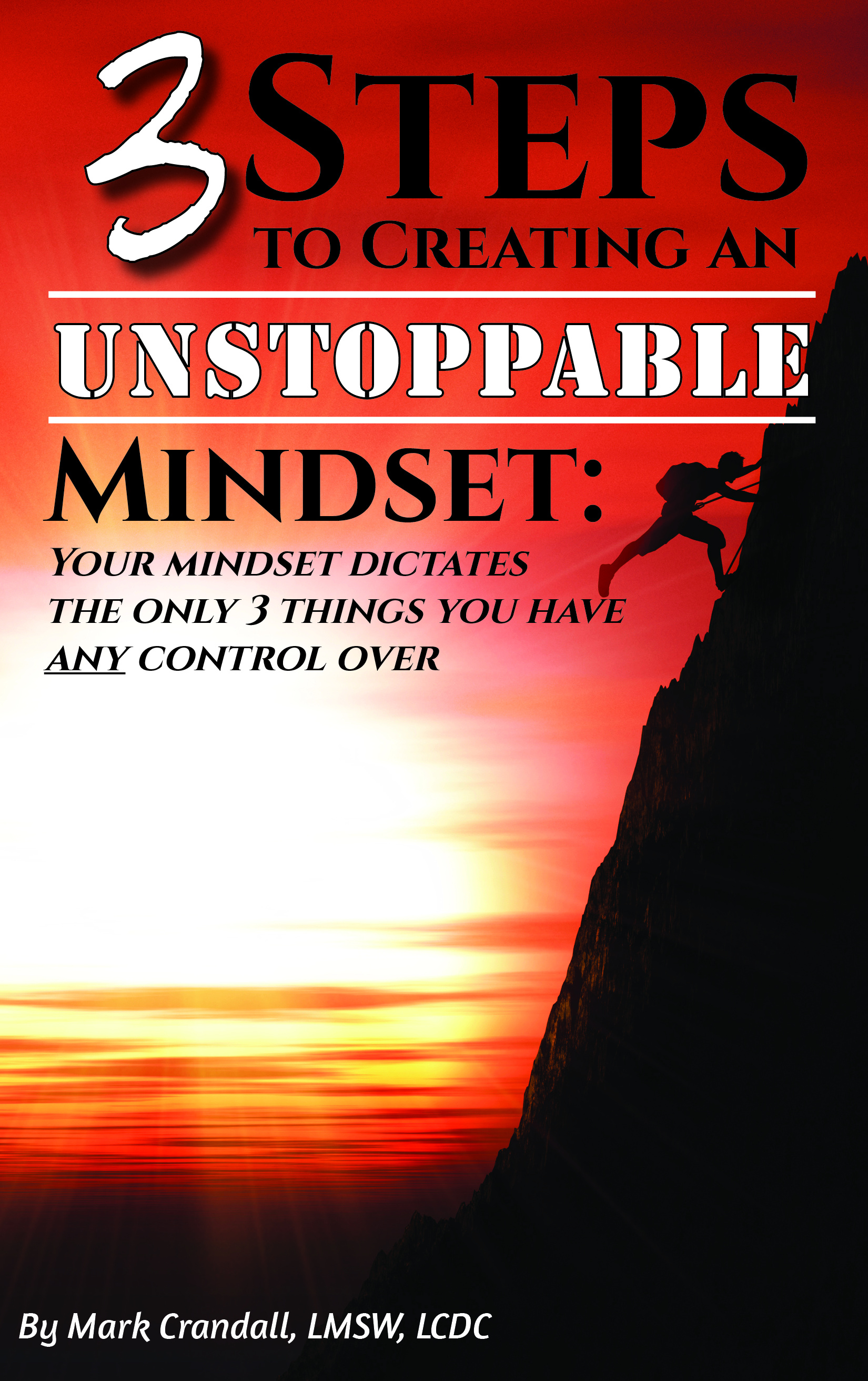 3 Steps eBook Cover