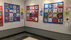 Hope Quilts Now on Display at LCGC
