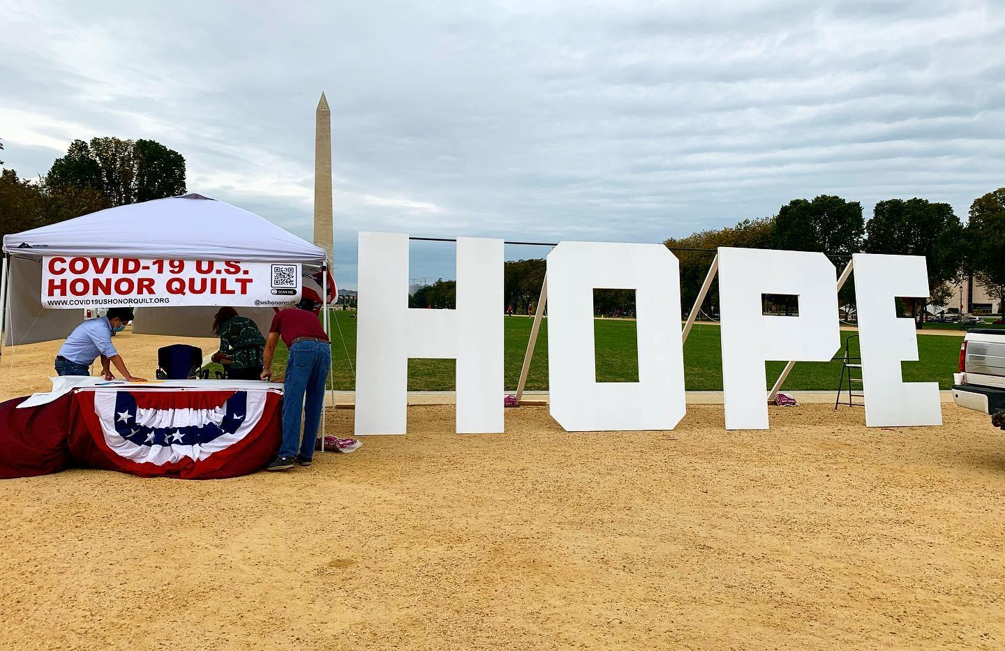 HOPE on the Mall