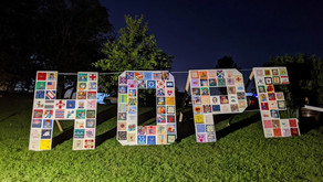 Honor Quilt Launches at Loudoun Arts Film Festival