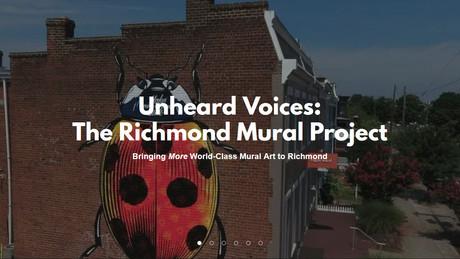 UNHEARD VOICES: The Richmond Mural Project