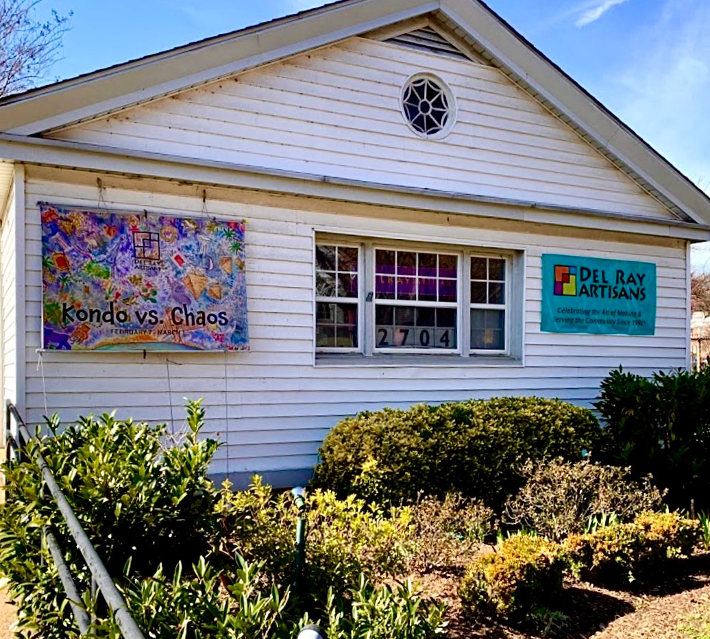 Home of Del Ray Artisans