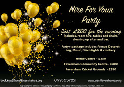 Party ad