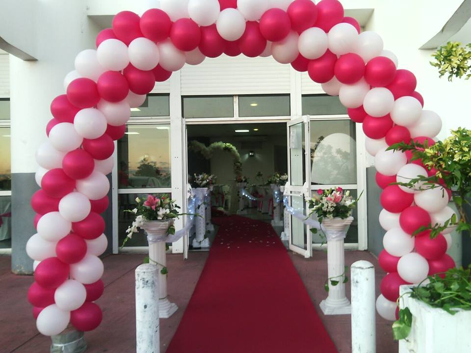 Arche ballon decofashion