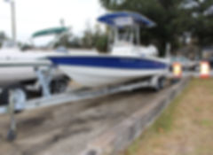 Triton 240 LTS used boat for sale in Beaufort SC