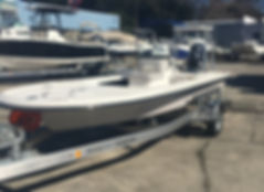 Spyder 17 Flicker boat for sale in Beaufort SC