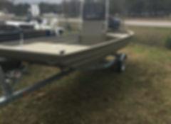 Alweld 1544 CC boat for sale in Beaufort SC