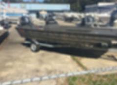 Alweld 1652 SC boat for sale in Beaufort SC