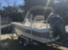 Nautic Star 211 Hybrid boat for sale in Beaufort SC