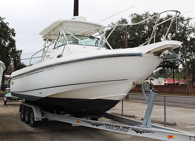 Boston Whaler 2900 Outrage used boat for sale in Beaufort SC
