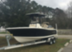 Nautic Star 22xs boat for sale in Beaufort SC