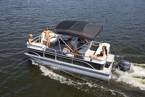 Pontoon boats for sale in Beaufort SC